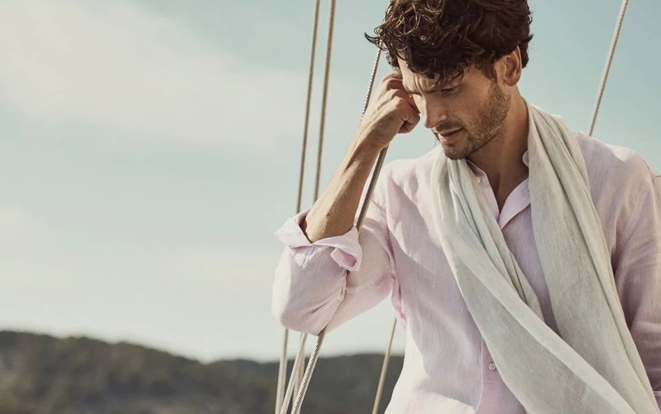 Linen: the Beautifully Enigmatic Material  for the Summer