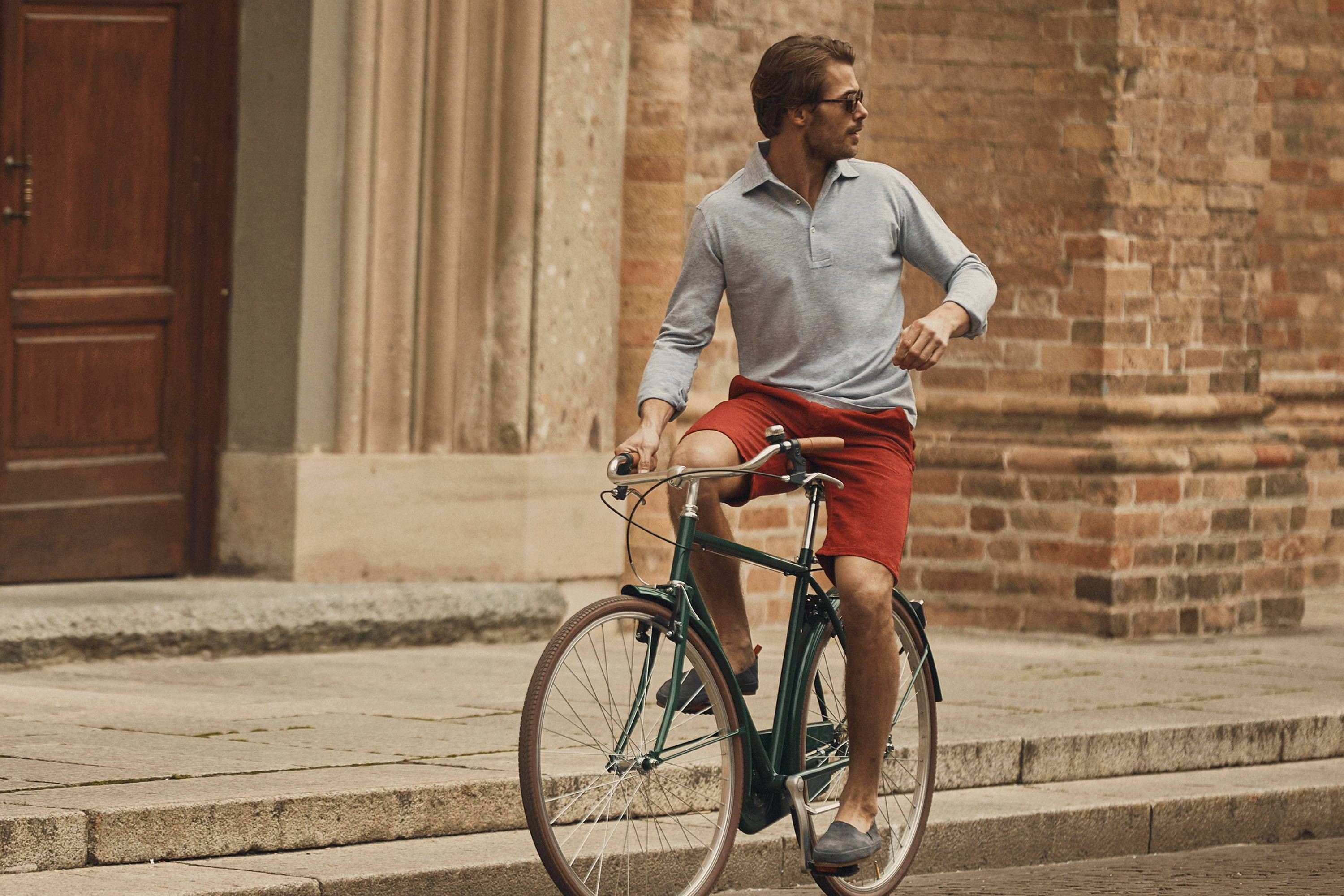 The Ones Who Wore It Well:  The Polo Shirt