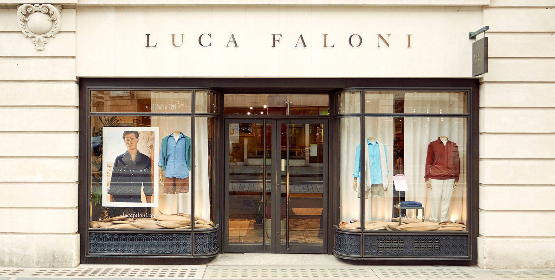 Luca Faloni - Second London Store