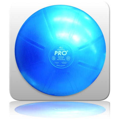 AOK MediBall® Pro 55cm - With Free Mediball Exercise Wall Chart