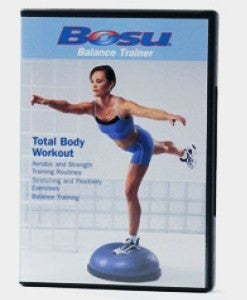 BOSU Total Body Workout DVD