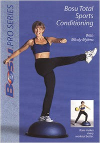BOSU Total Sports Conditioning DVD - Mindy Mylrea