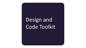 Design and Code Toolkit