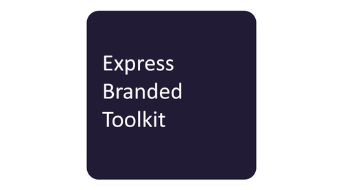 Express Branded Toolkit