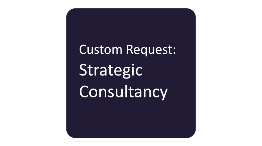 Strategic Consultancy with Kiran for BP.com