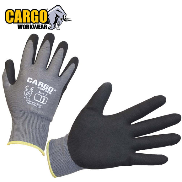 CARGO FLEX GLOVES SIZE 9