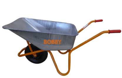 Elite 110LT Galvanized Wheelbarrow