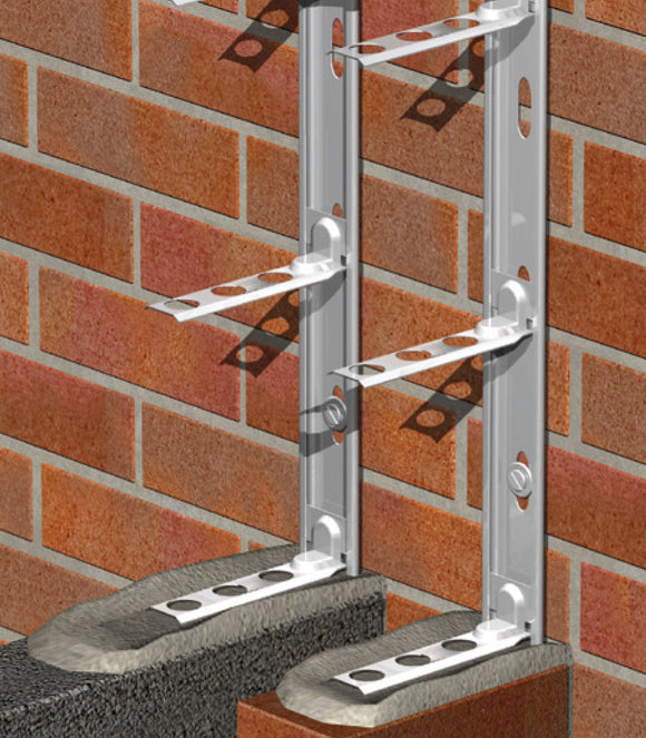 BMSSS/12 S/Steel Multi Wall Starter