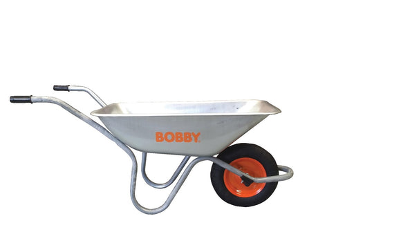 Bobby Wheelbarrow Galvanized Heavy Duty 90LT