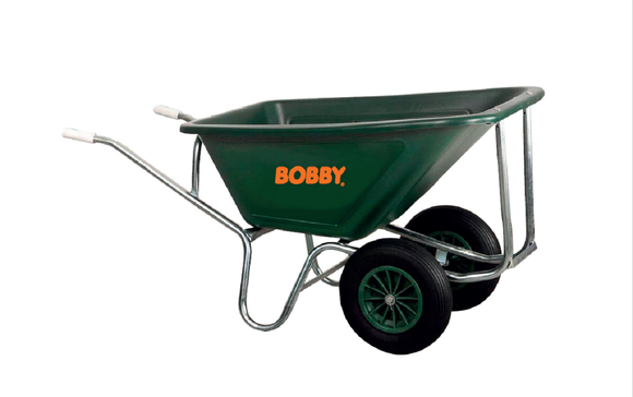 Bobby Twin Wheel Barrow Agricultural 300LT