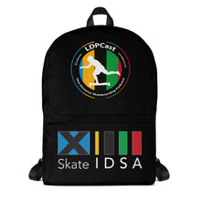 Load image into Gallery viewer, SkateIDSA/LDPCast Backpack