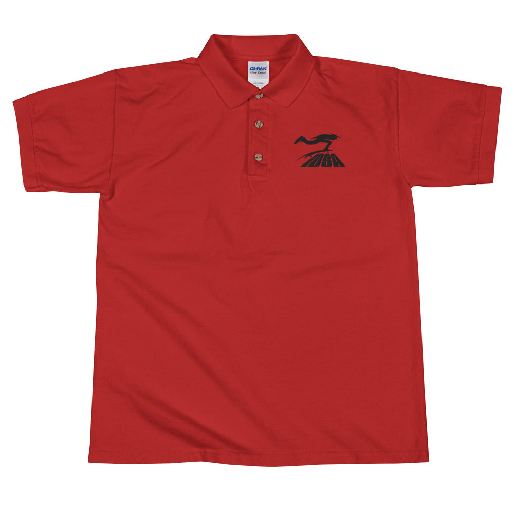 SkateIDSA Throwback Logo Polo Shirt