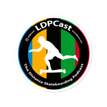 Load image into Gallery viewer, LDPCast stickers
