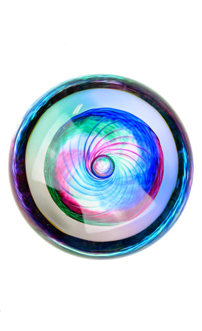 Tri Color Paperweight