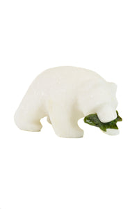Bear with Jade Fish