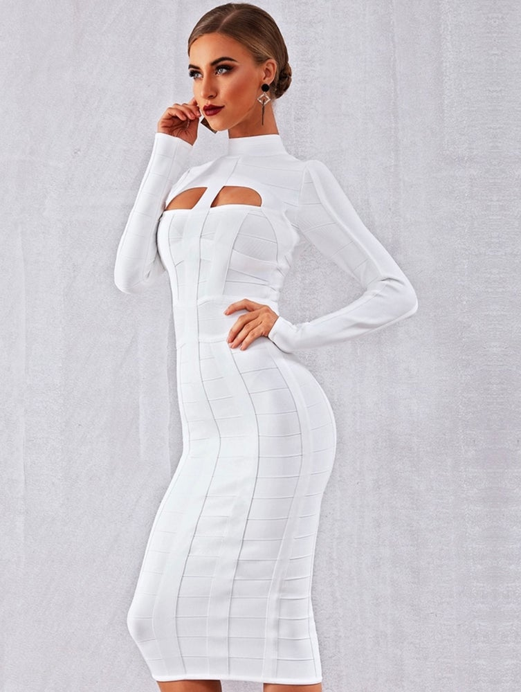 Malloree Bandage Dress