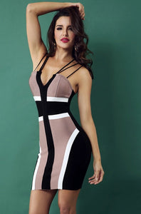 Sherai Bandage Dress