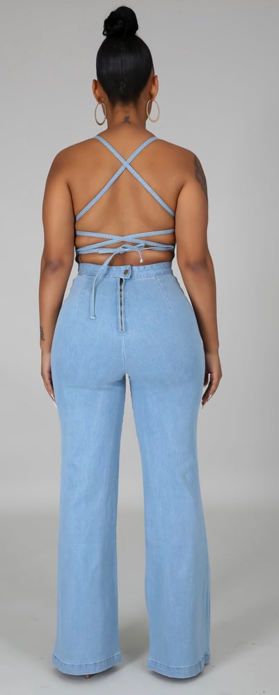 Nadia Jean Jumpsuit-Use Coupon Code: FLASH40