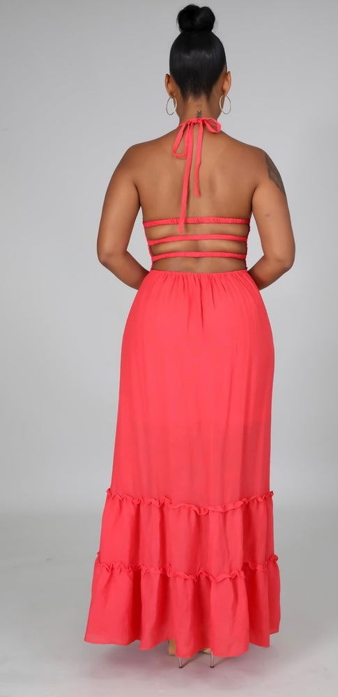 Bella Maxi Dress. Use Coupon Code: FLASH40