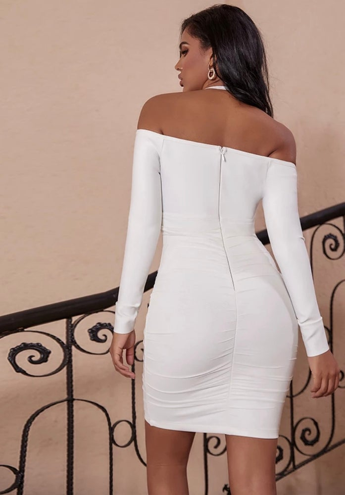 Winne Bandage Dress