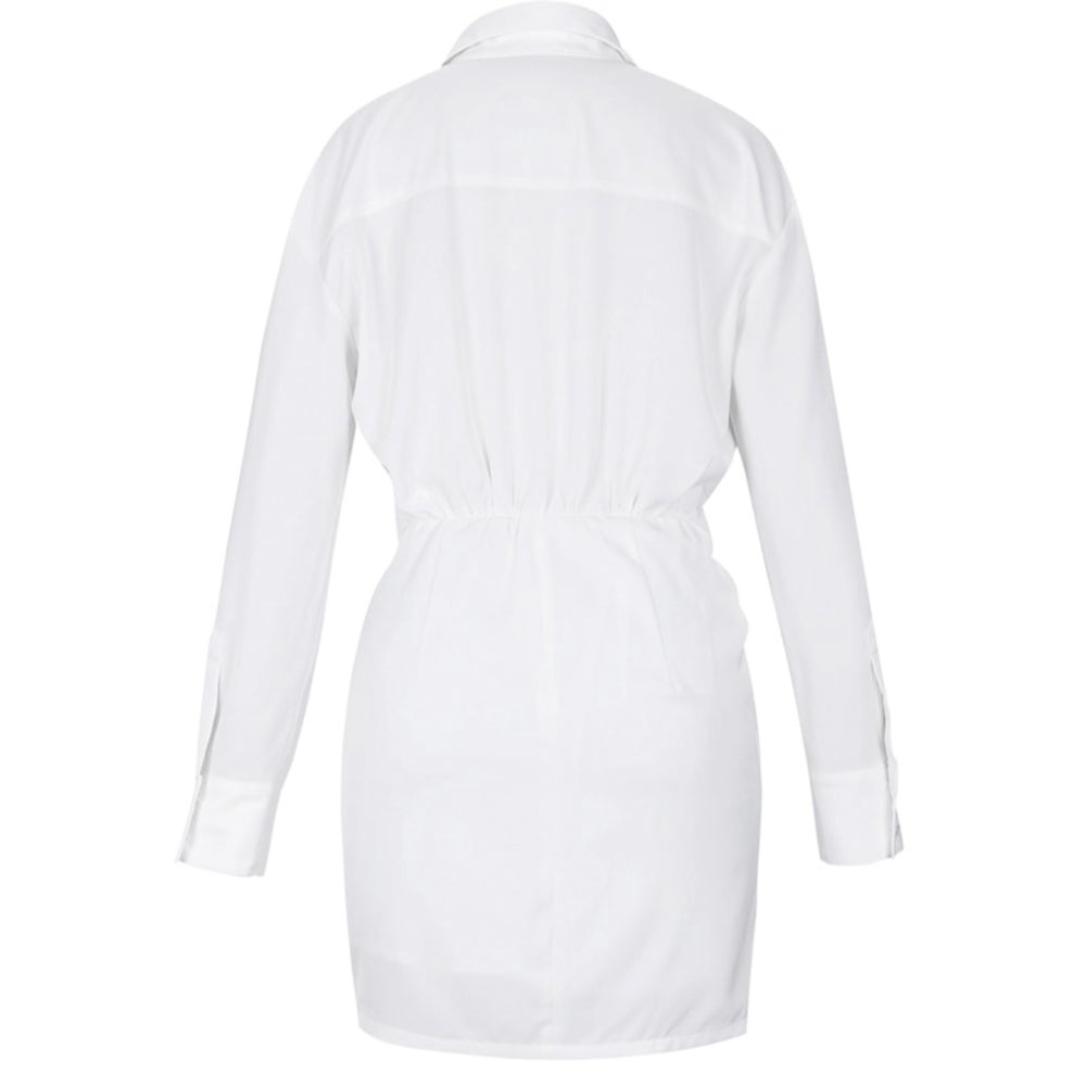 Kai Shirt Dress. Use Coupon Code: FLASH40