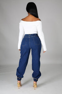 Lexi Denim Pants