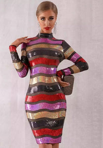 Tristen Bandage Dress. Use Coupon Code: Flash40