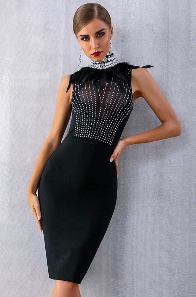 Princess Bandage Dress. Use Coupon Code: FLASH40