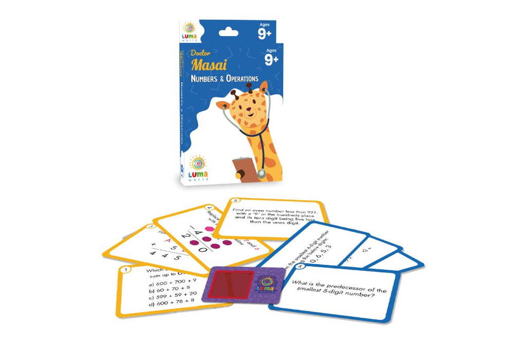 Doctor Masai Flashcards