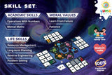 Galaxy Raiders- Board game features- A game from luma world