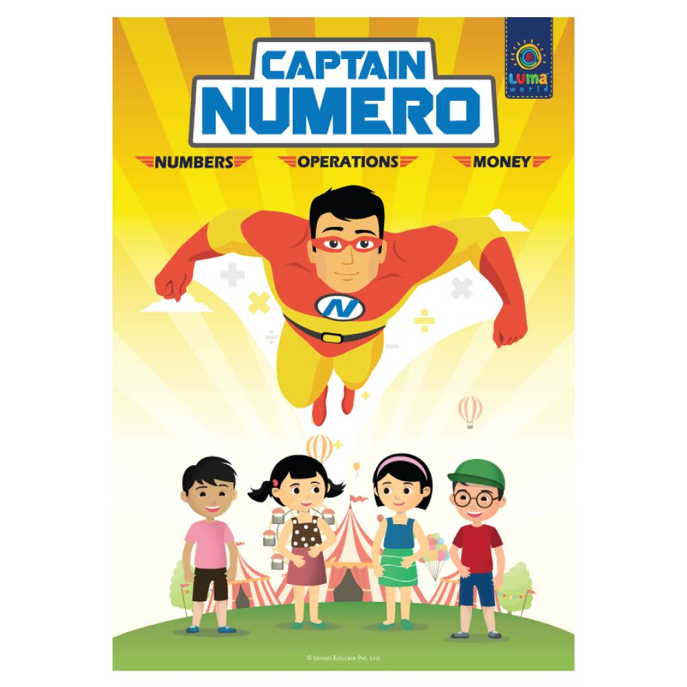 Number Hero (3 Book Bundle)
