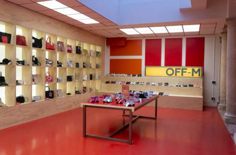 Interni Outlet Vicenza off m