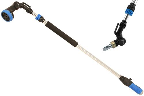 Rainmaker® Telescopic Watering Wand w/ Thumb Slide Flow Control