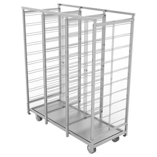 VRE Systems DryMax™ 30 - Mobile Dry Rack Cart