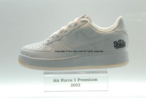 Nike Air Force 1 25th Anniversary Event
