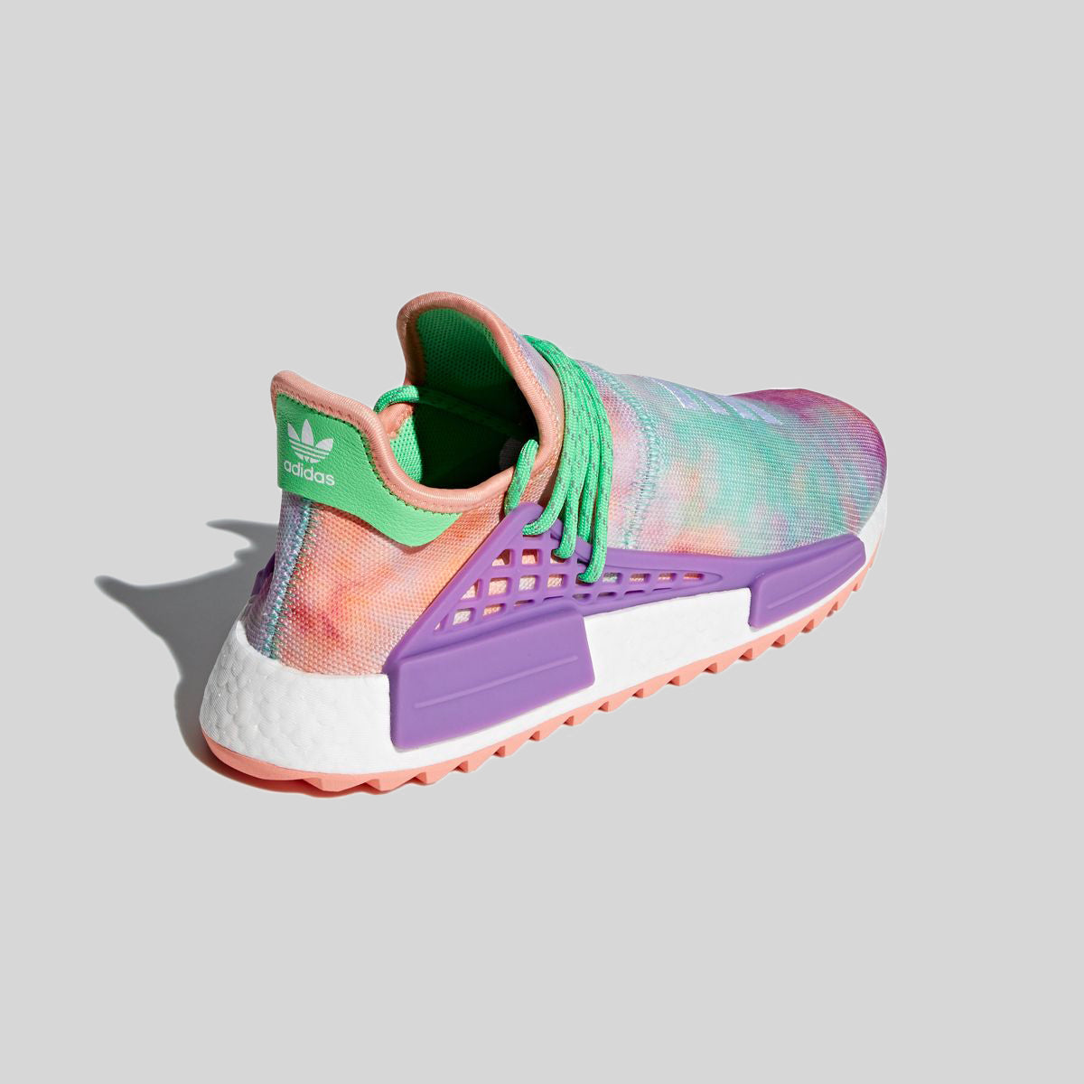 ee600741cea27b ... switzerland adidas originals human race nmd pharrell holi festival  chalk coral 35463 7a860