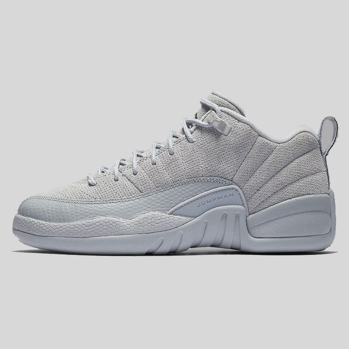 b0612fa61c3 Nike Air Jordan 12 Retro Low Wolf Grey (308317-002)