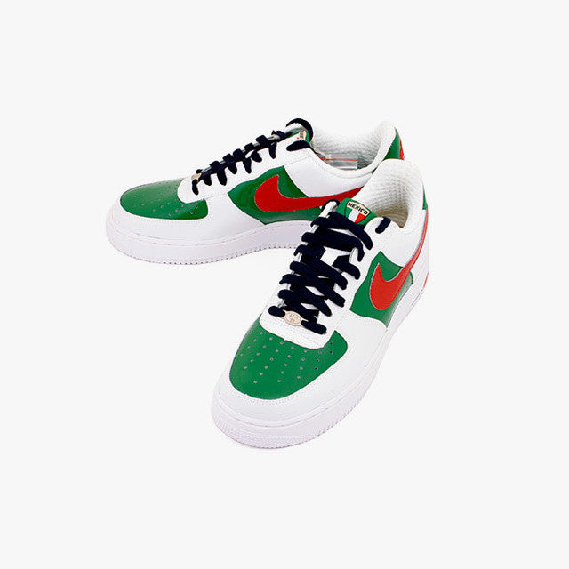 competitive price f7291 68fab Nike Air Force 1 Premium Mexico (309096-162) | KIX-FILES