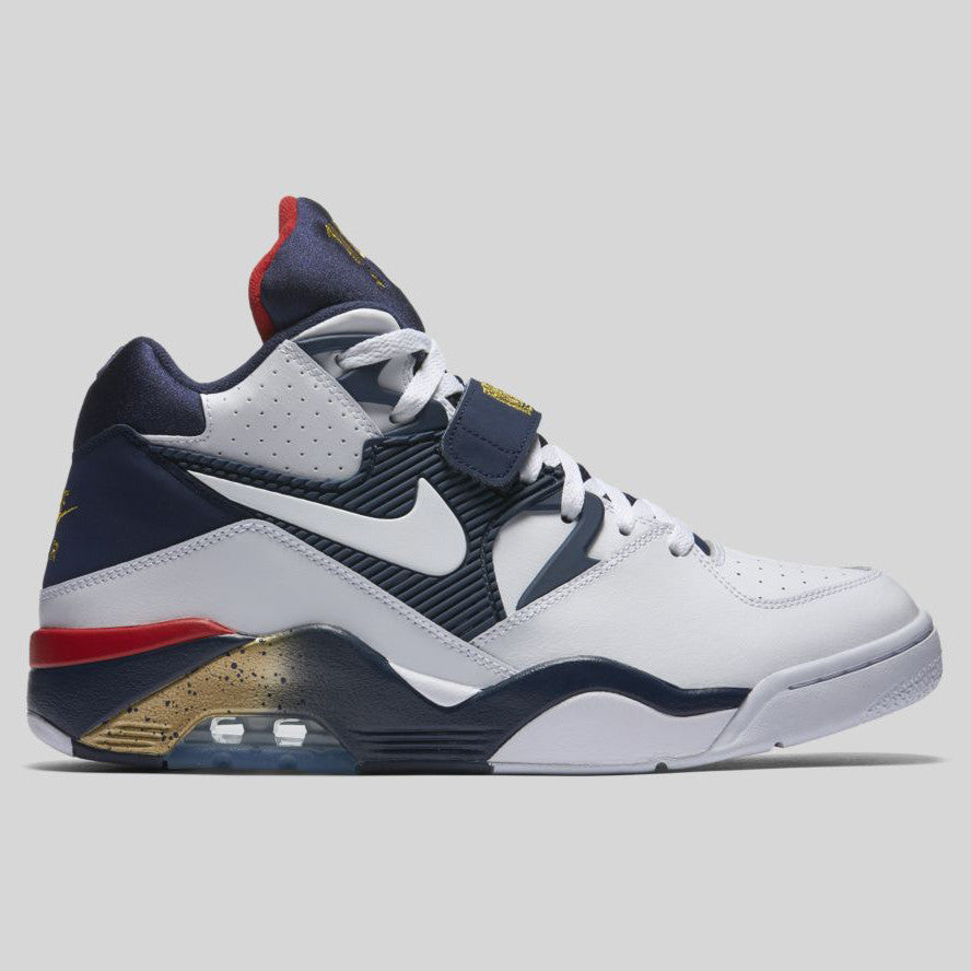 quemado Mount Bank Excremento  Nike Air Force 180 Olympic Charles Barkley (310095-100) | KIX-FILES
