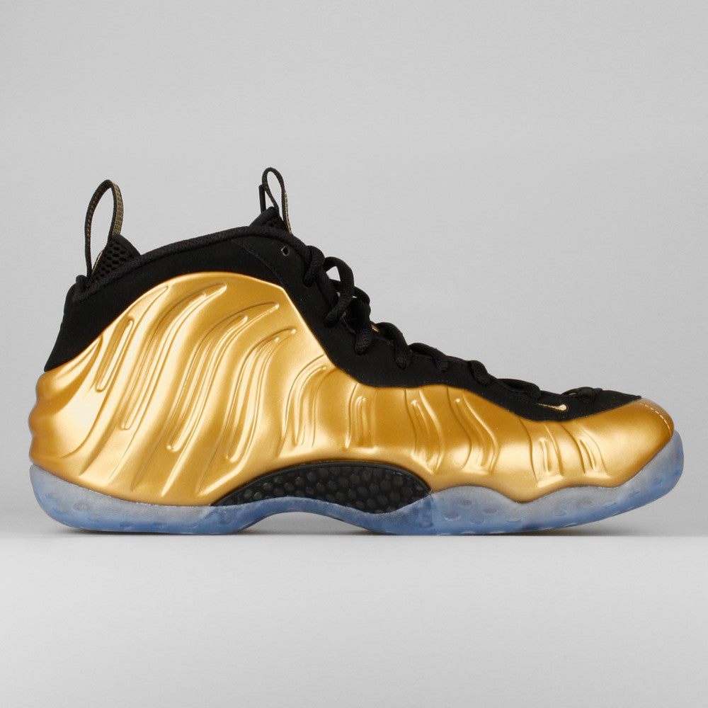 1e6a60b175796 Nike Air Foamposite One Metallic Gold (314996-700)