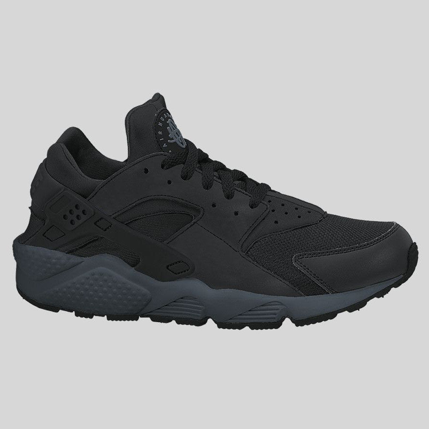 Nike Air Huarache Black Dark Grey