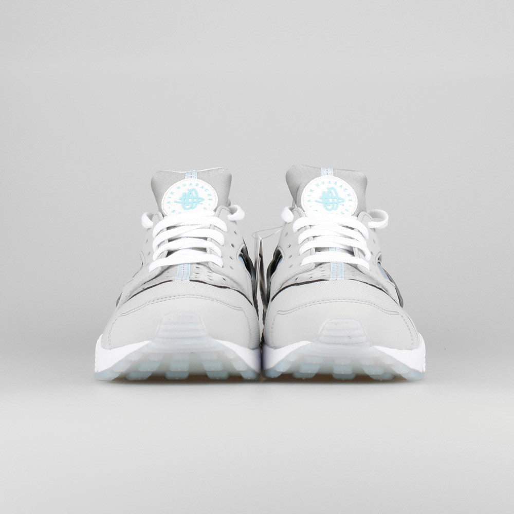 d5f1678a8d72 Nike Air Huarache Marty McFly. Item Number  318429-020. Color  WOLF GREY TD  PL ...