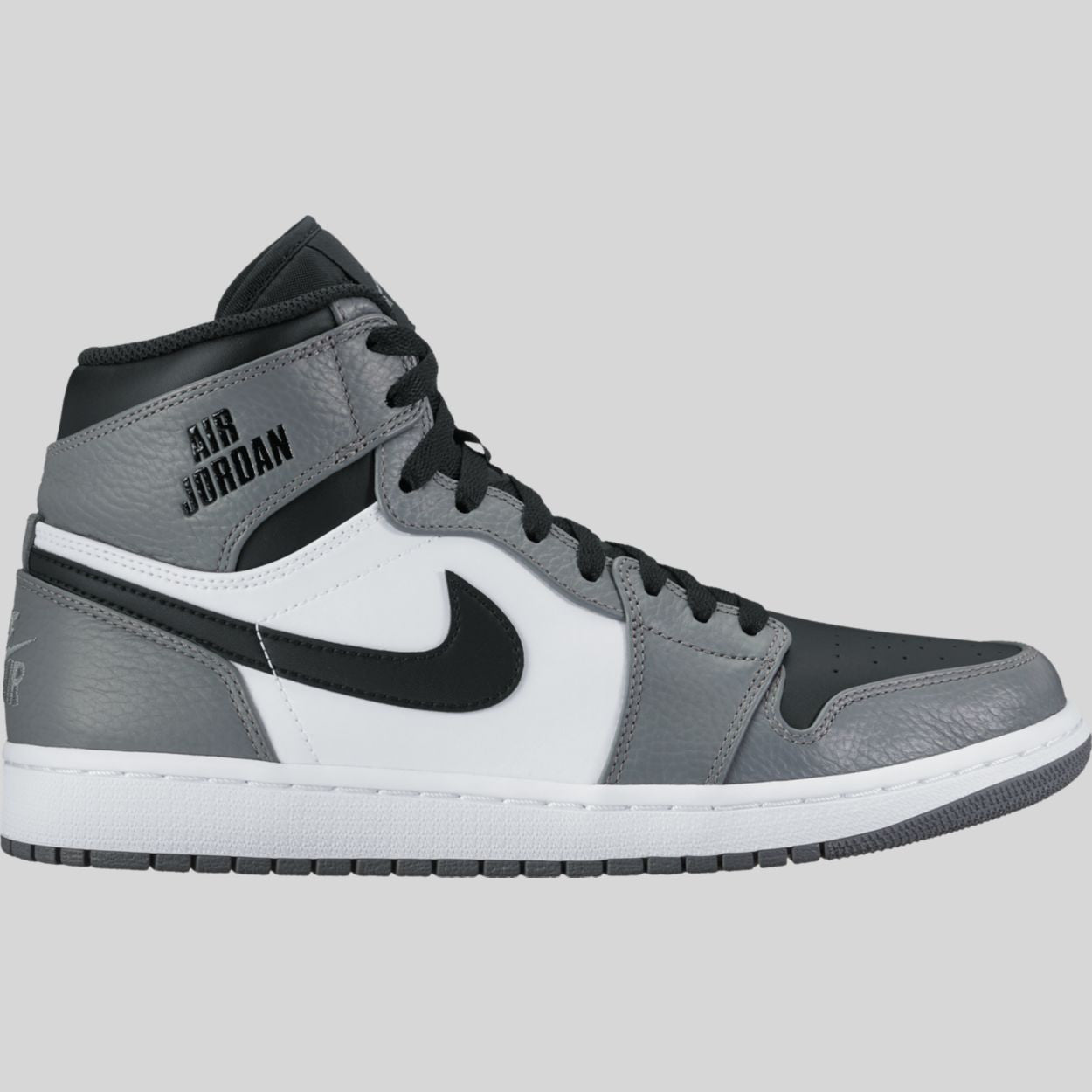 Nike air jordan 1 retro high cool grey black white 332550 024