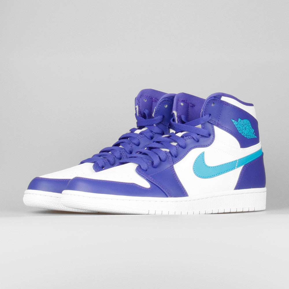 sports shoes da485 065e0 Nike Air Jordan 1 Retro High Hornets Feng Shui. Item Number  332550-442