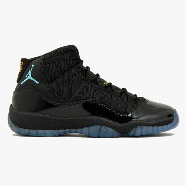 low priced a2824 ea341 Nike Air Jordan 11 Retro (GS) Gamma Blue