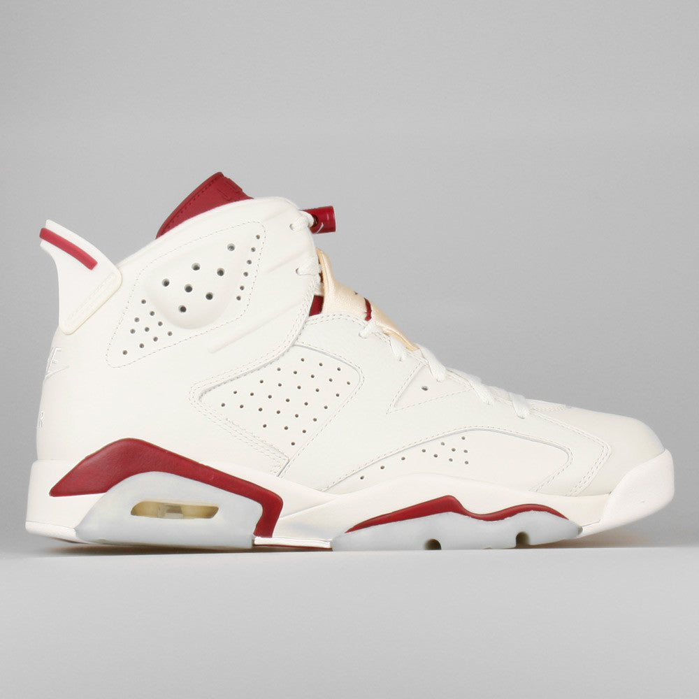 purchase cheap db30f d2020 Nike Air Jordan 6 Retro OG Maroon (384664-116)   KIX-FILES