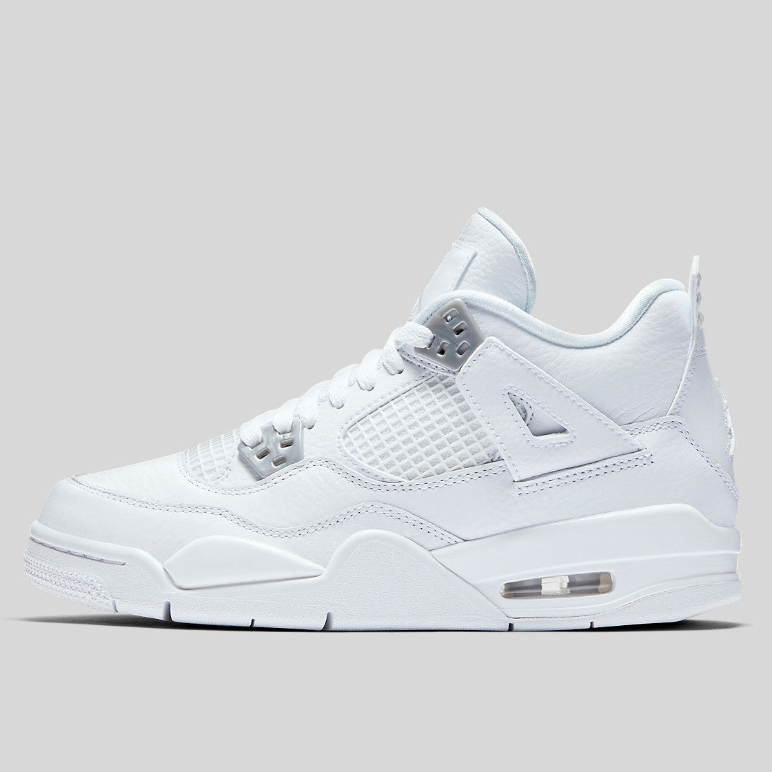 34c067eff4ba91 Nike Air Jordan 4 Retro BG (GS) Pure Money (408452-100)
