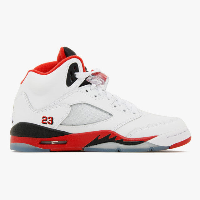 super popular aa9c1 8c03e Nike Air Jordan 5 Retro (GS) Black Tongue (440888-120) ...