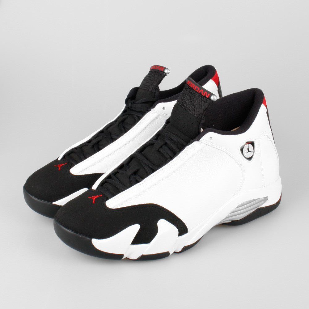 check out 019b8 83aea good nike air jordan 14 retro black toe 487471 102 7dd65 b3824