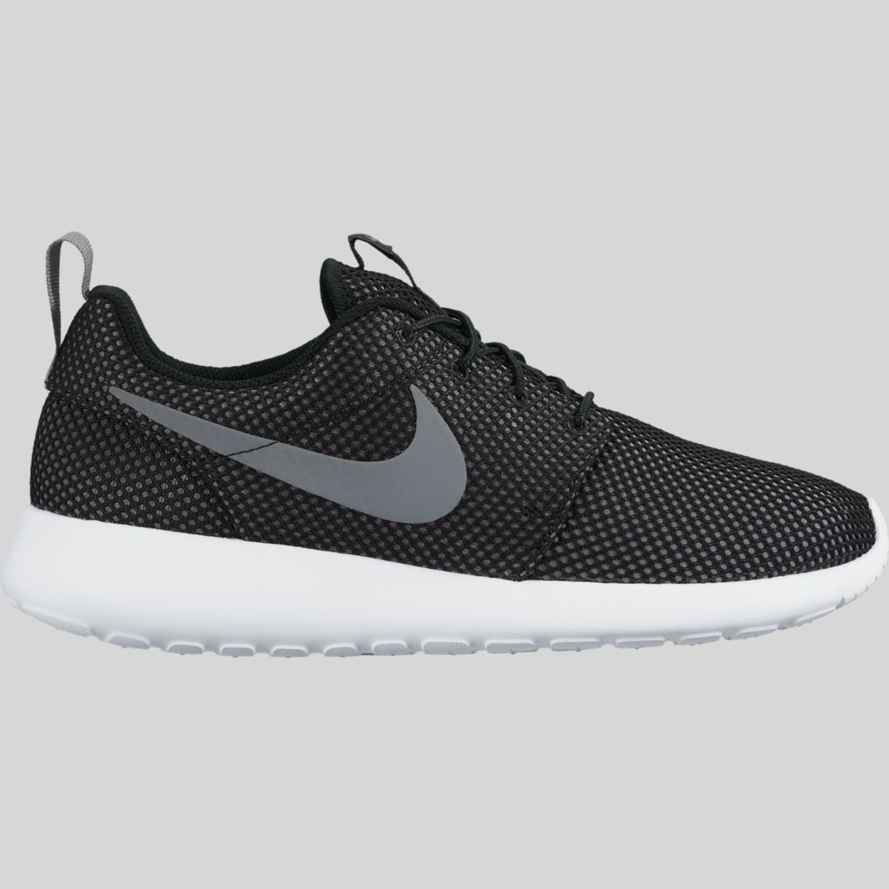 nike roshe one cool grey/black/white